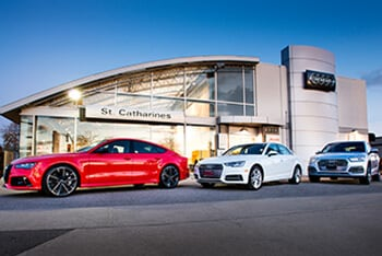 Audi St. Catharines