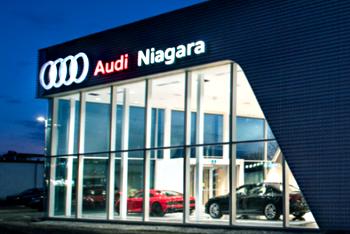 Audi Niagara St. Catharines
